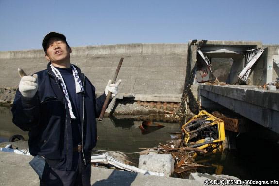 Pecheurs Taro Japon 2011